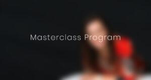 Masterclass Program